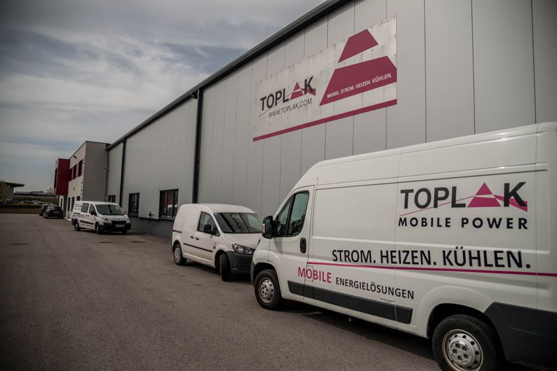 Geschichte der TOPLAK Mobile Power