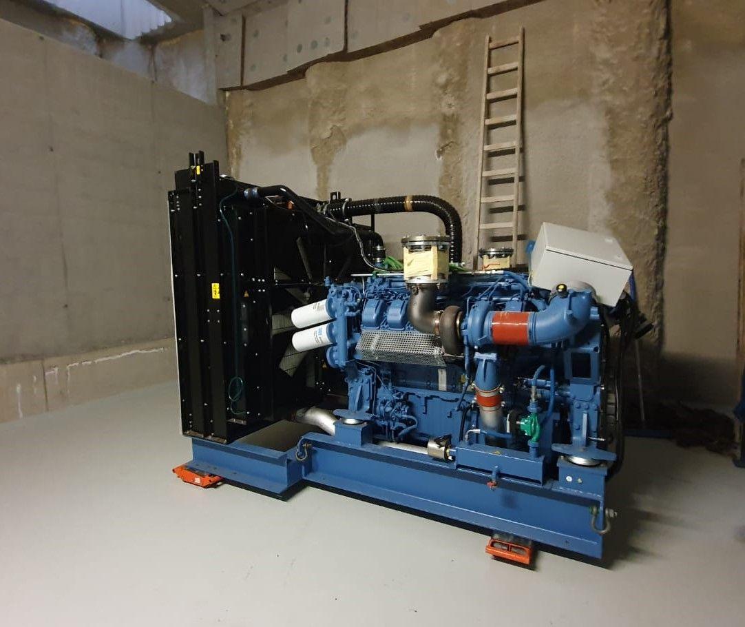 SVA - UNH 2.0 (800 kVA)