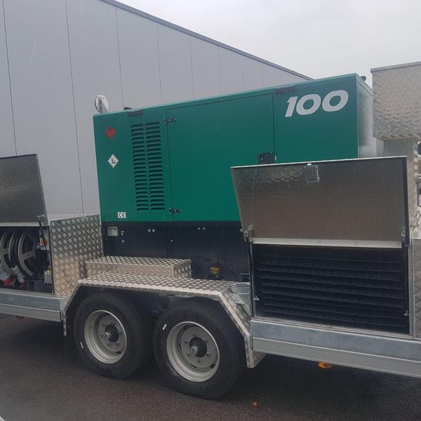 100 kVA, offen