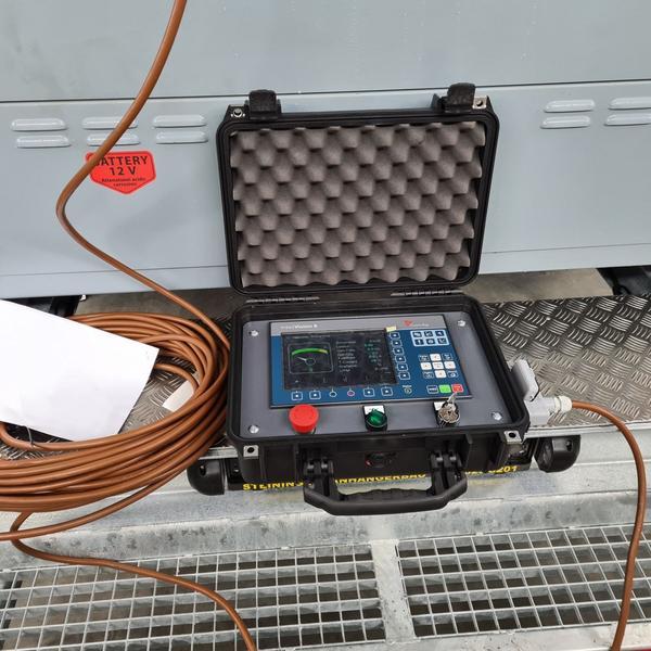 Wiener Netze GmbH - mobiles 325kva Aggregat