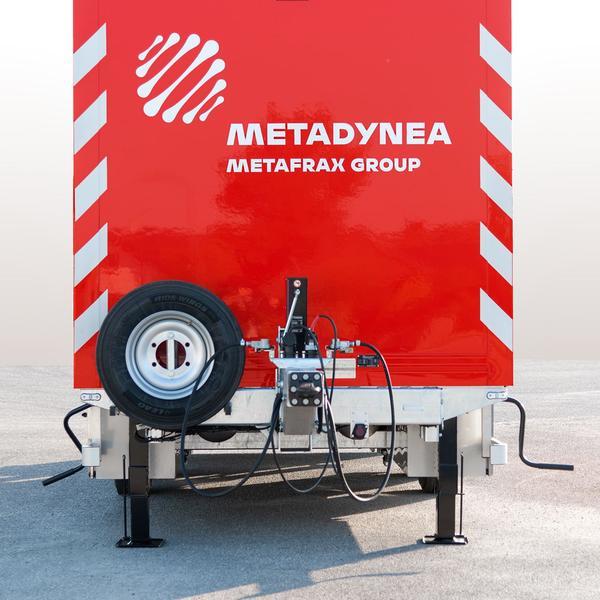 Metadynea 400 kVA