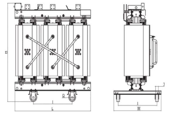 Trafo 1600kW