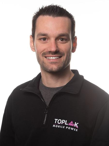 Christian Rotter, Industrie Projektleiter der Firma Toplak